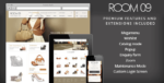 Room 09 – Shop Multi-Purpose E-Commerce Tema