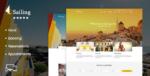 Sailing – Hotel WordPress Tema