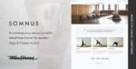 Somnus – Yoga & Fitness Studio WordPress Tema