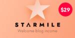 Starmile | Multi-Purpose Blog WordPress Tema