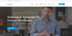 Studiopress Corporate Pro Tema