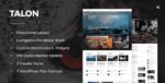 Talon – Responsive WordPress Tema