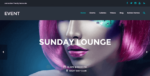 Themify – Event Tema