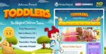 Toddlers – Kids, Child Care & Playgroup WordPress Tema