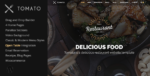 Tomato – Restaurant, Cafe, Espresso WordPress Tema