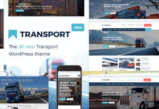 Transport – WP Transportation & Logistic Tema