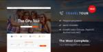 Travel Tour – Tour Booking, Travel WordPress Tema