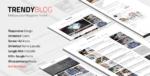 Trendyblog – Multipurpose Magazine Tema