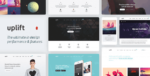 Uplift – Responsive Multi-Purpose WordPress Tema