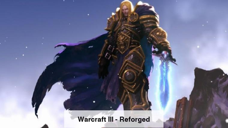 Warcraft III – Reforged
