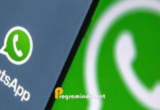 WhatsApp'a Yeni Beta Güncellemesi Geldi