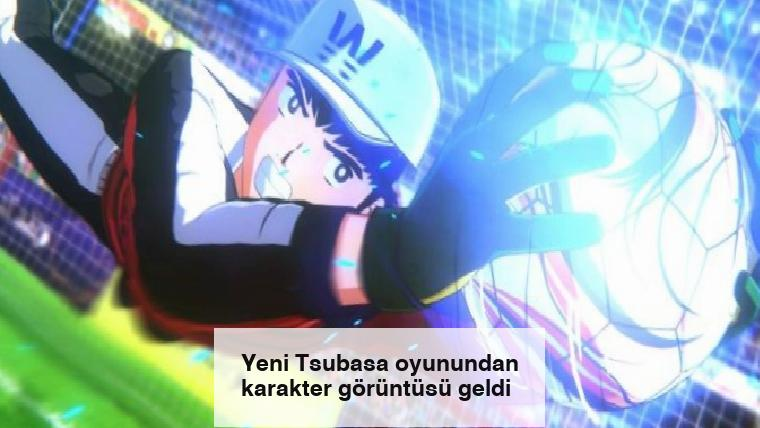 Yeni Tsubasa oyunundan karakter görüntüsü geldi