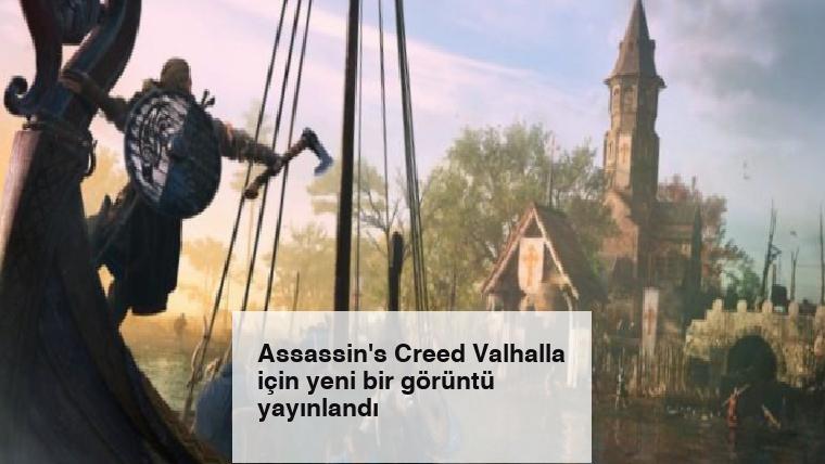Assassin's Creed Valhalla için yeni bir görüntü yayınlandı