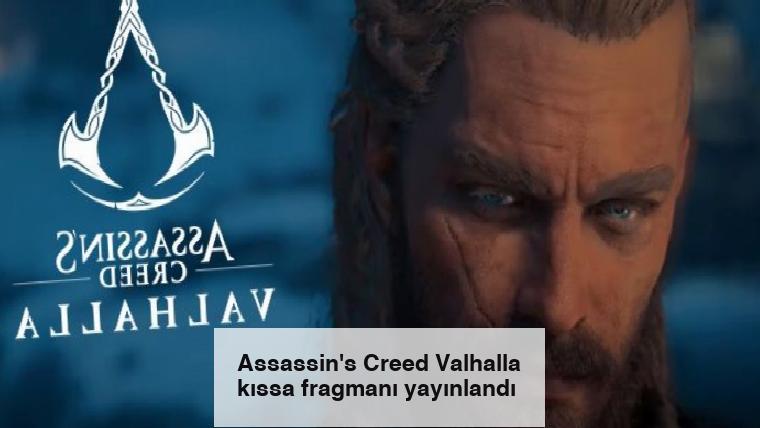 Assassin's Creed Valhalla kıssa fragmanı yayınlandı