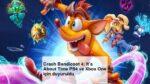 Crash Bandicoot 4: It's About Time PS4 ve Xbox One için duyuruldu