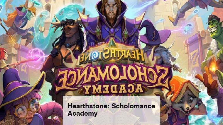 Hearthstone: Scholomance Academy