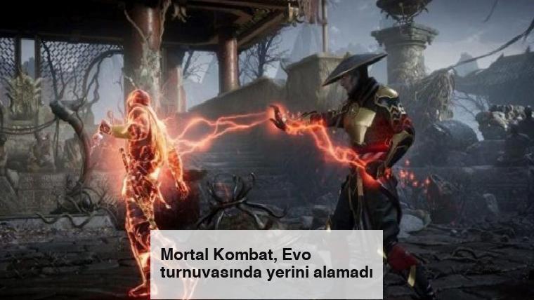 Mortal Kombat, Evo turnuvasında yerini alamadı