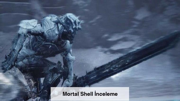 Mortal Shell İnceleme