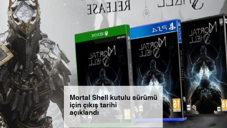 Mortal Shell kutulu sürümü için çıkış tarihi açıklandı
