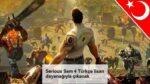 Serious Sam 4 Türkçe lisan dayanağıyla çıkacak