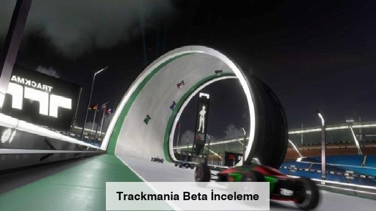 Trackmania Beta İnceleme