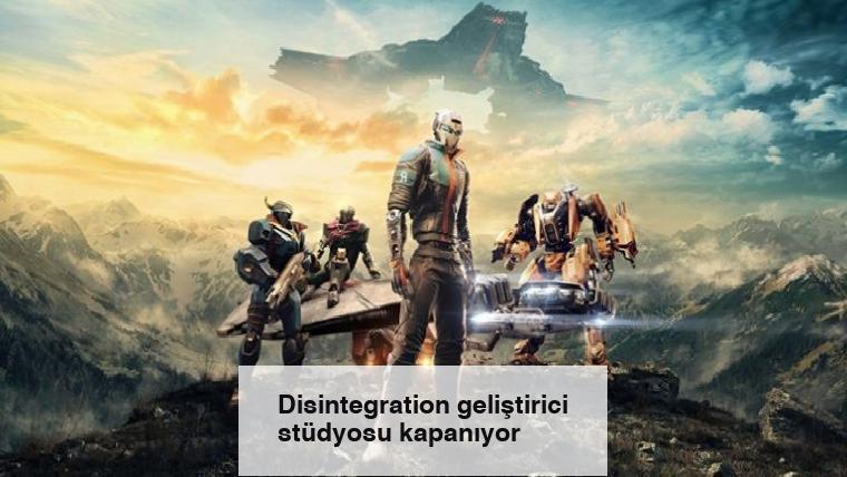 Disintegration geliştirici stüdyosu kapanıyor