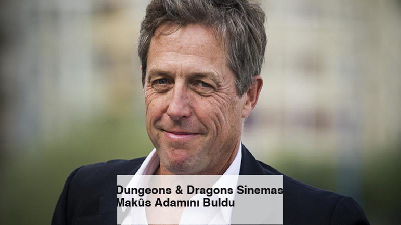 Dungeons & Dragons Sineması Makûs Adamını Buldu
